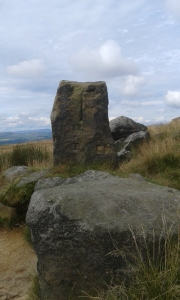 The Aiggin Stone, Medieval Guide for travellers